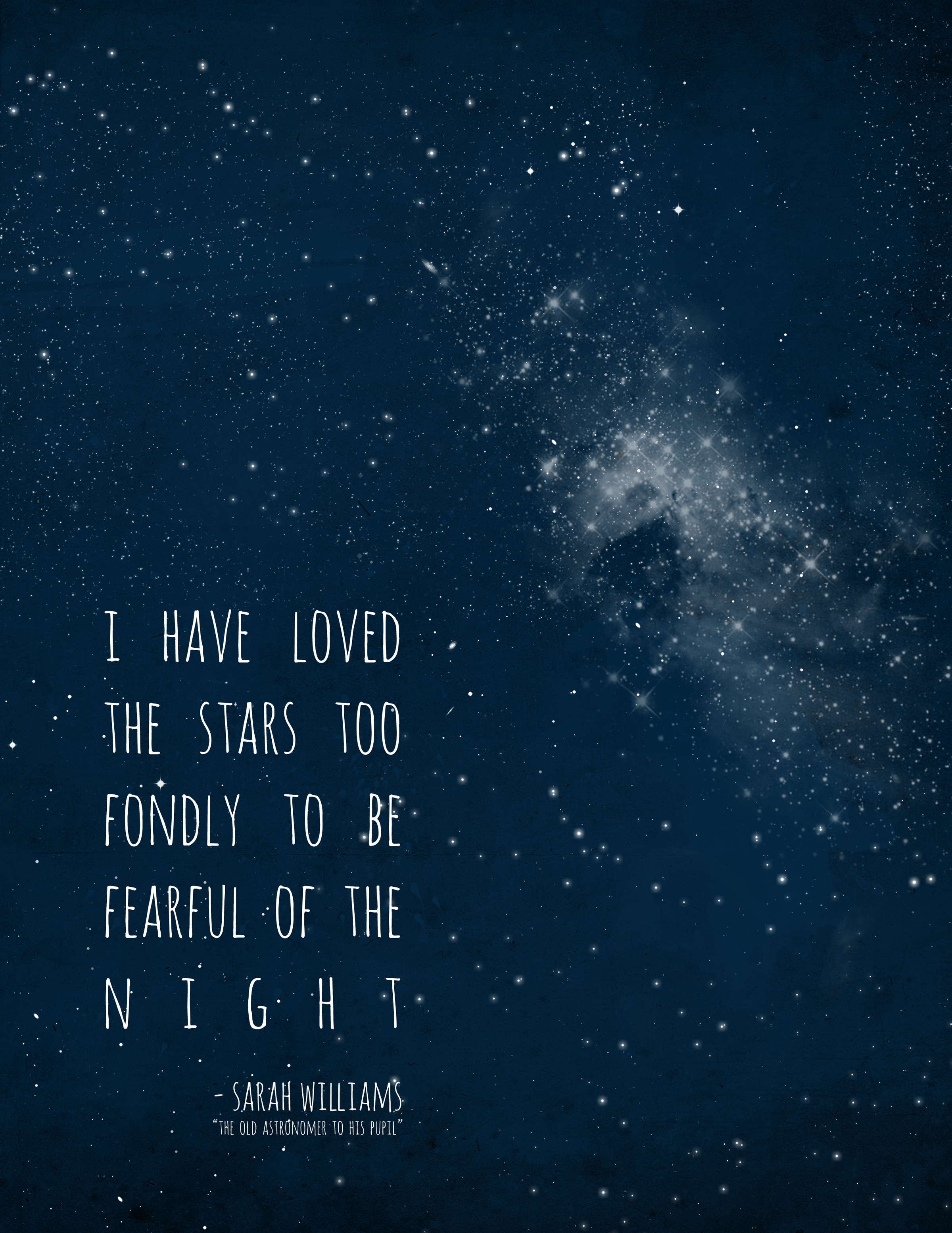 i have loved the stars too fondly free printable the