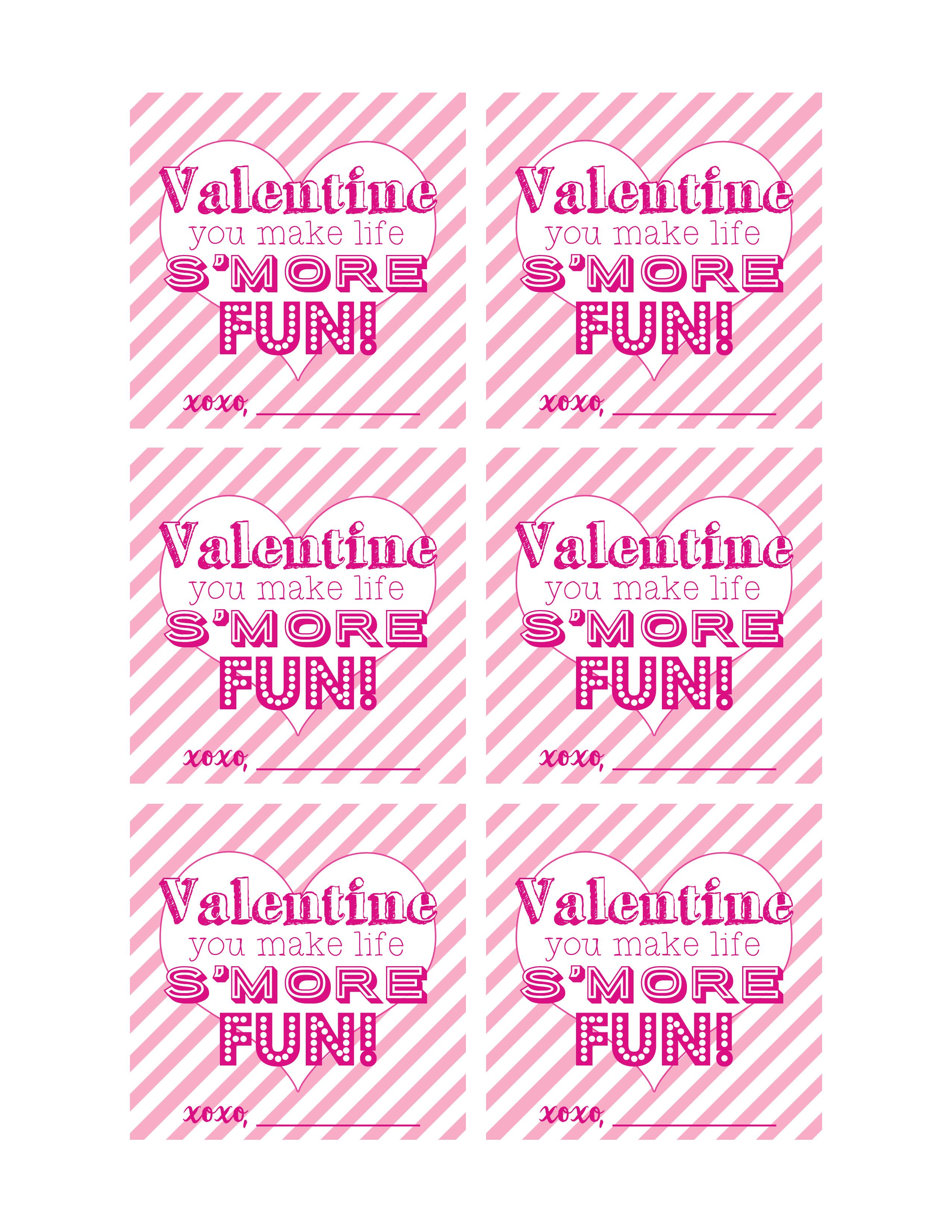Valentine Smore Tag Thumb