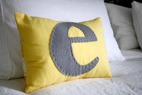 diy throw pillows Diy Sofa Pillows