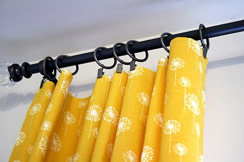 How To Sew Easy Diy Curtain Panels
