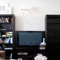 Dysfunctional Design: Styling A Bookcase