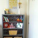Revitalizing An Old Bookshelf