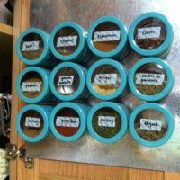 Organized Spices (Finally!)