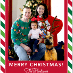 Merry Christmas From The Hendersons!