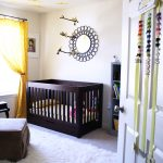 Evie's Yellow and Grey Birdie Nursery