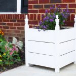 Building A Pair Of Outdoor Box Planters