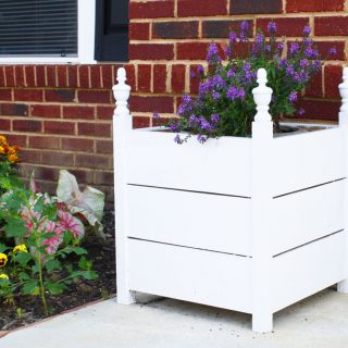 DIY Outdoor Planters