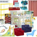 Playroom Mood Board