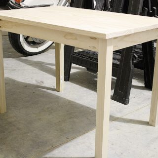 How to build a DIY kids table
