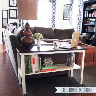 The Perfect End Table
