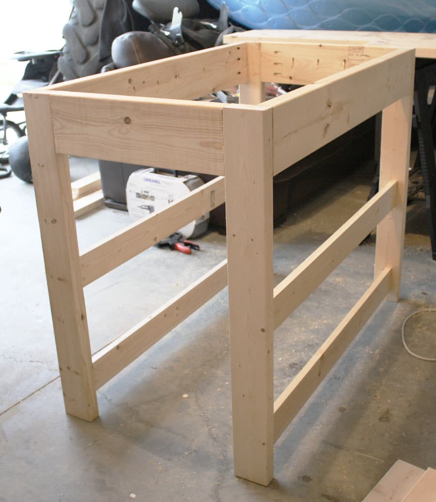 Build A Diy Kitchen Island Build Basic: How To Build A DIY Kitchen Island