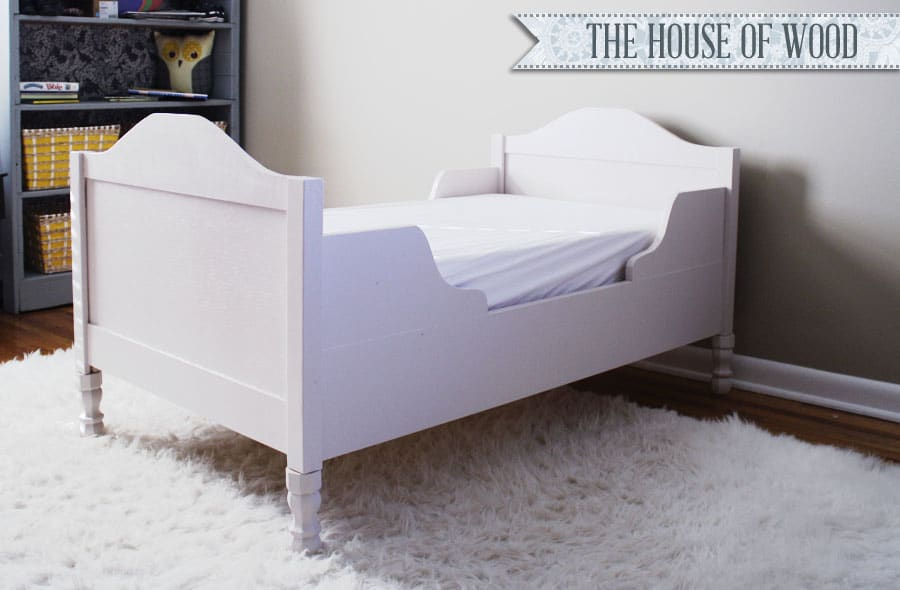 Build a Wood Bed Platform
