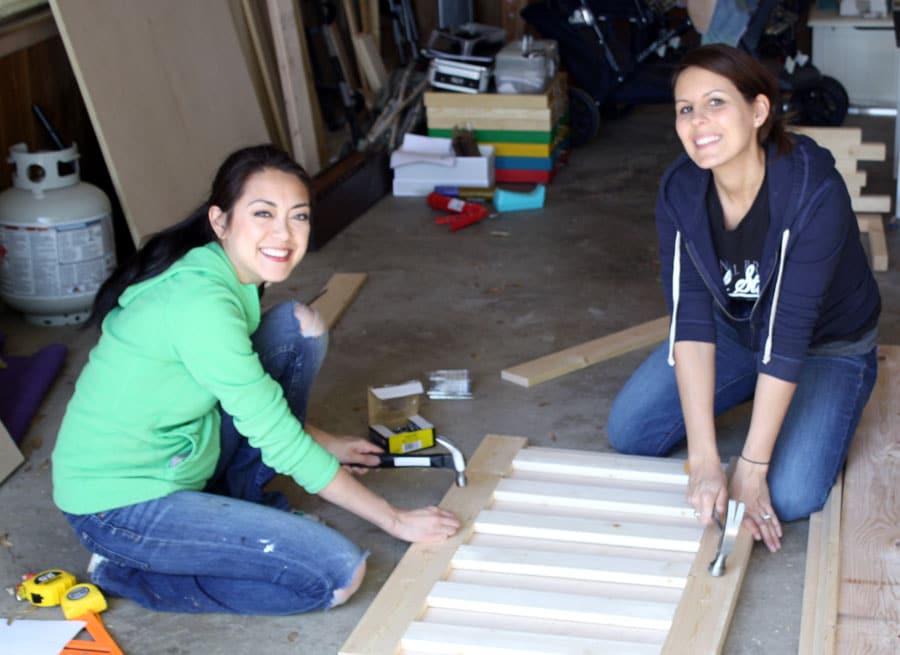 diy restoration hardware twin bed. Black Bedroom Furniture Sets. Home Design Ideas