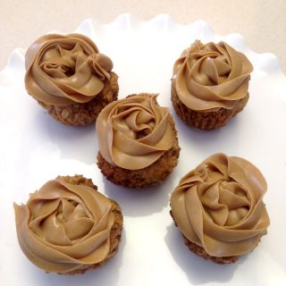 A Birthday Treat for Watson: Homemade Pupcakes