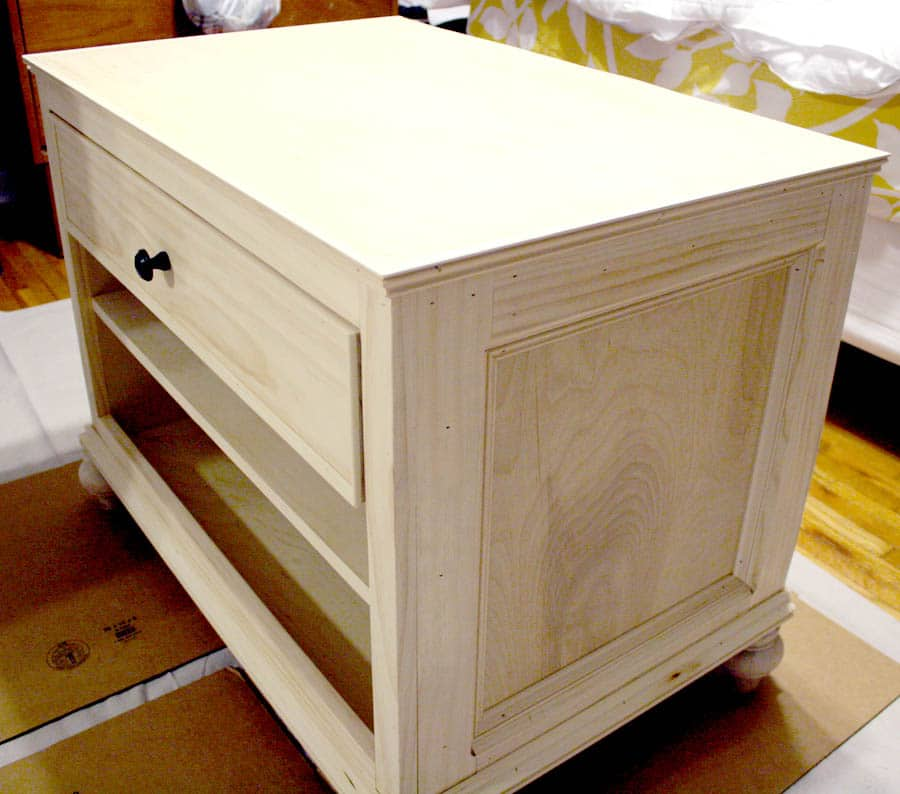 printer table cabinet