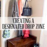 Creating a Designated Drop Zone