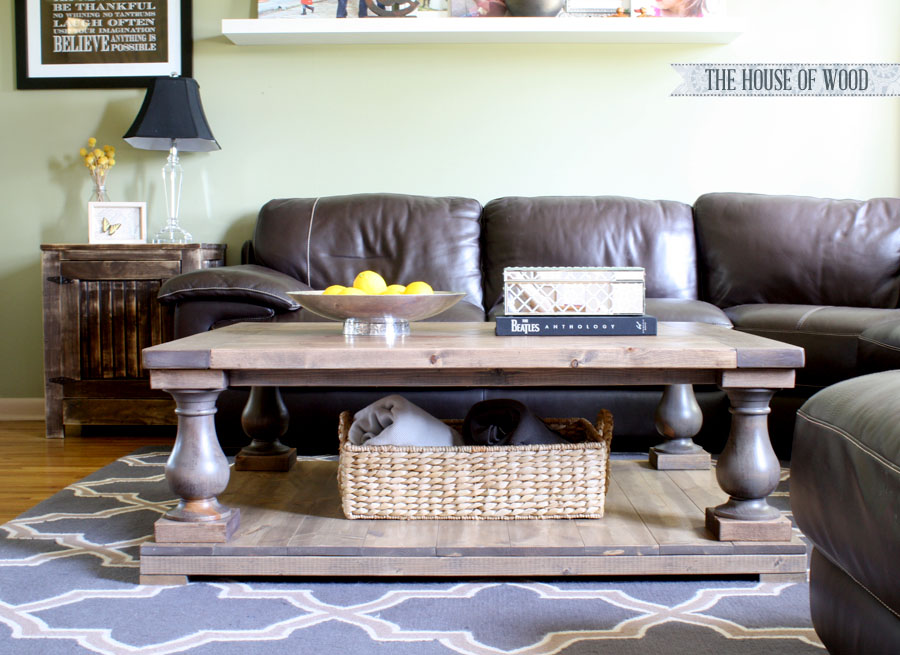 restoration hardware coffee table DIY Restoration Hardware Coffee Table restoration hardware coffee table