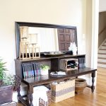 Two-Tiered Foyer Console