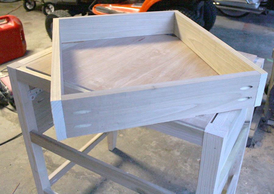 nightstand drawer box