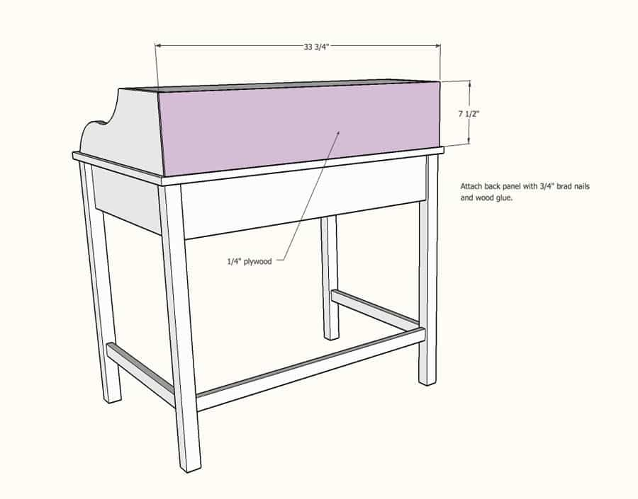 diy jacqueline bedside table