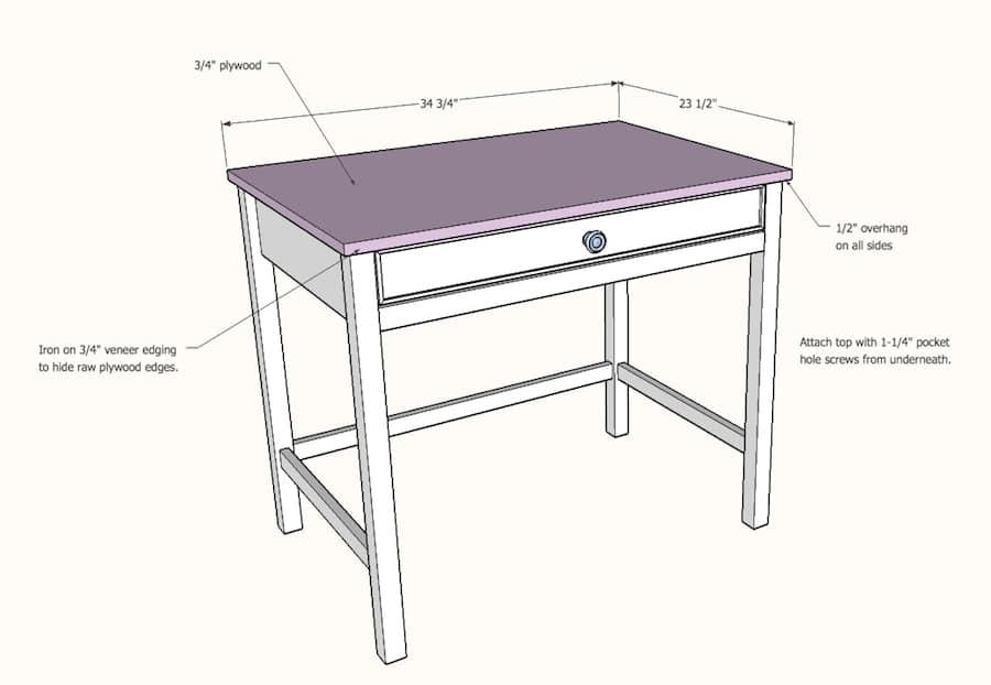 diy jacqueline table