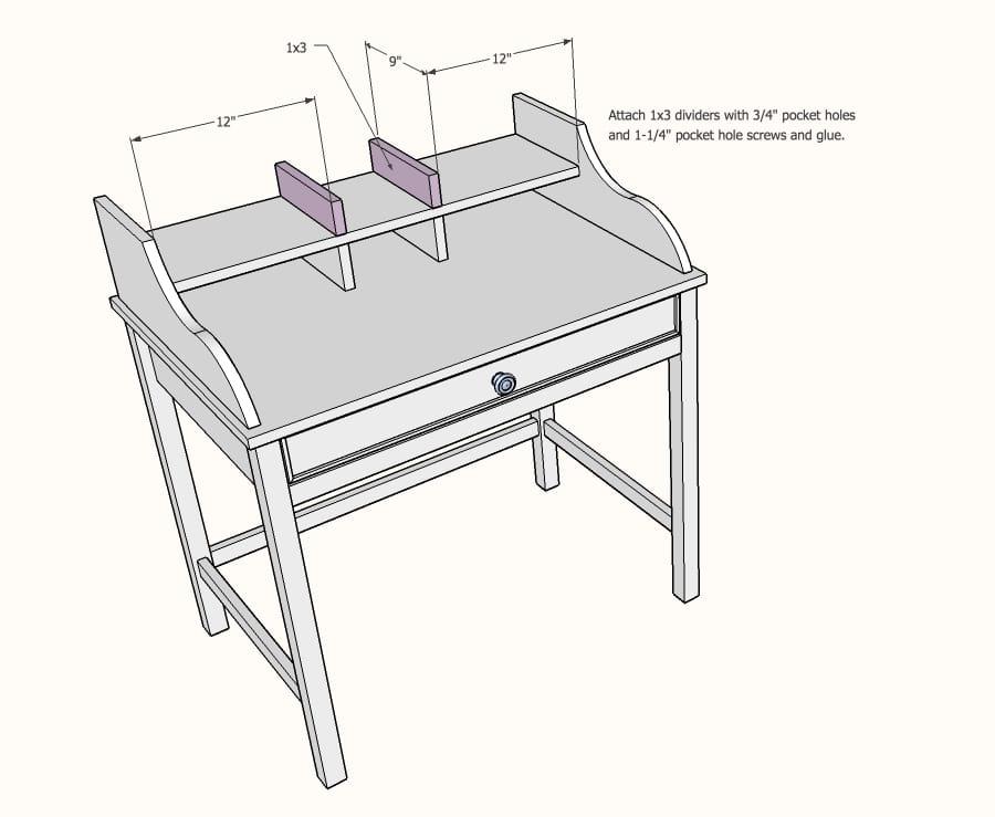 diy jacqueline bedside table