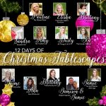 Day 3 of The 12 Days of Christmas Tablescapes Tour
