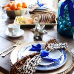 Day 8 of The 12 Days of Christmas Tablescapes