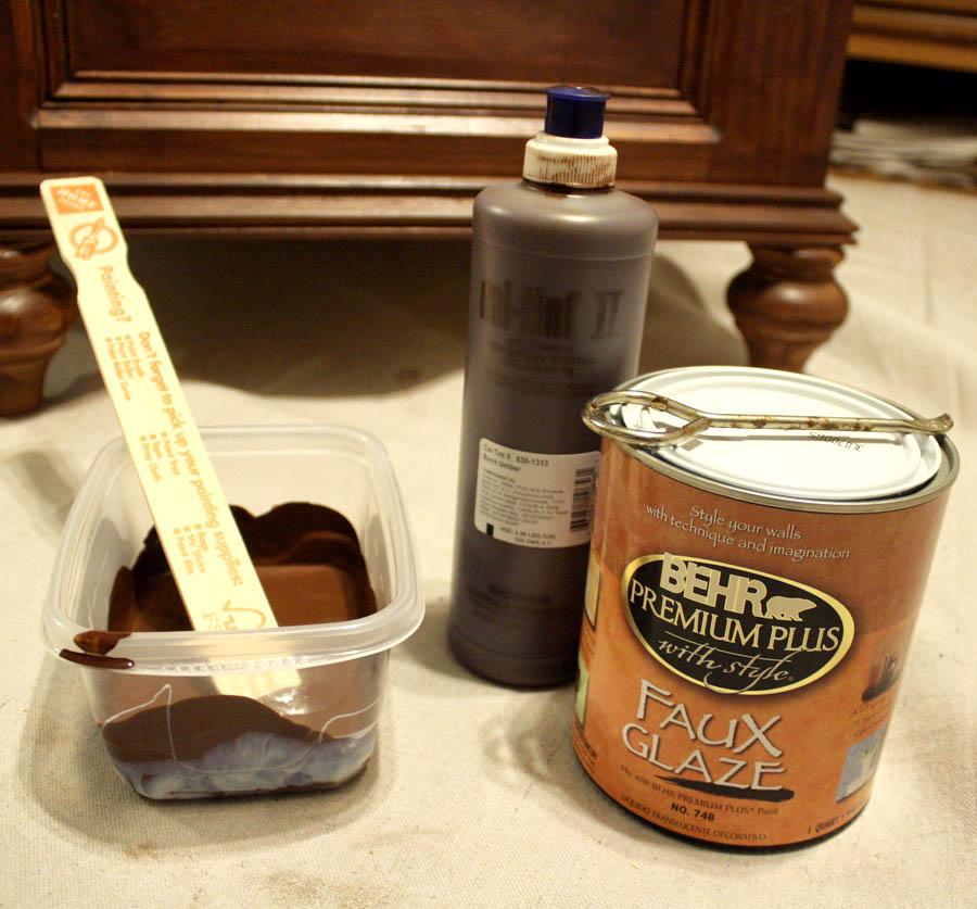 how to make a custom glaze