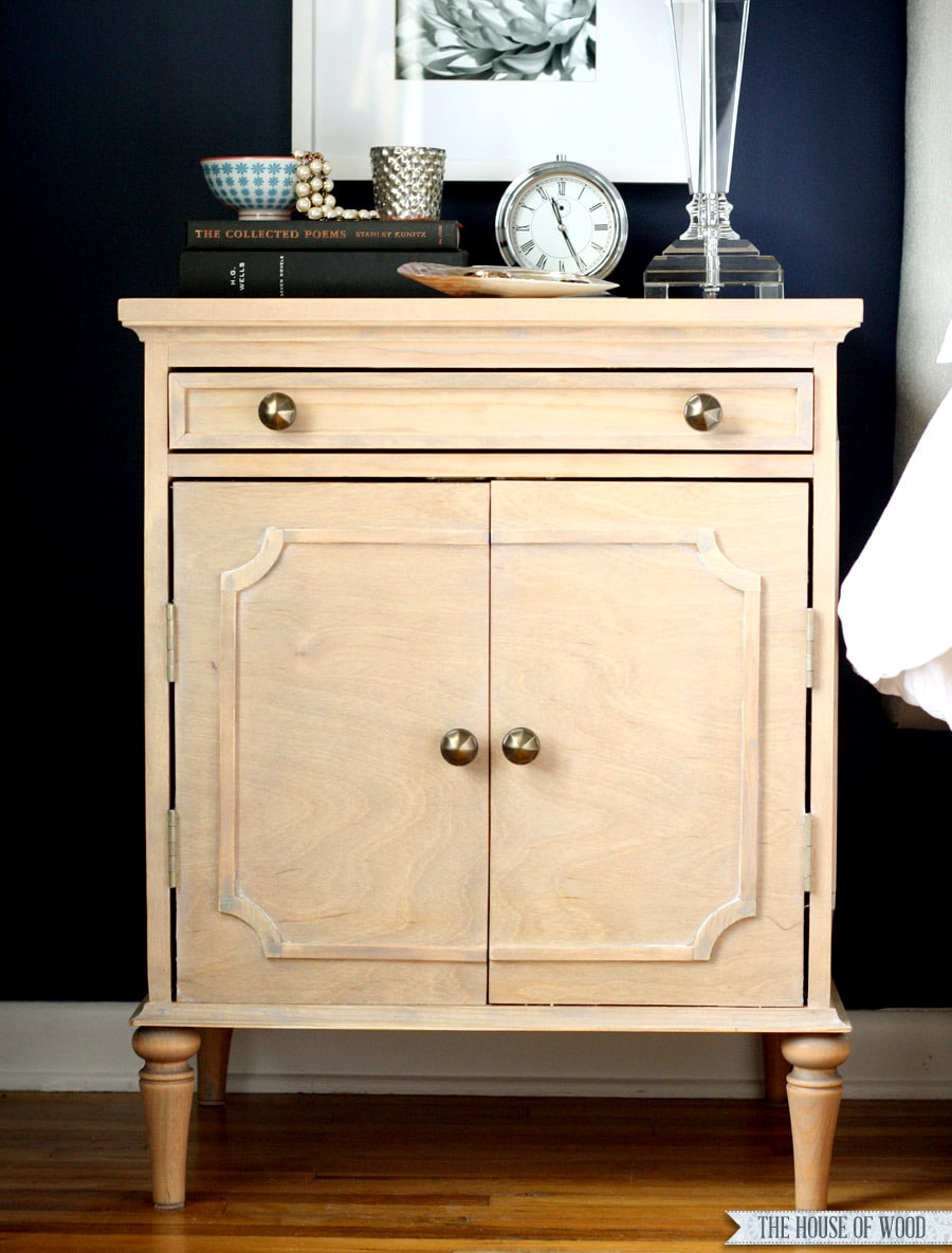 DIY Ballard Designs Nightstand