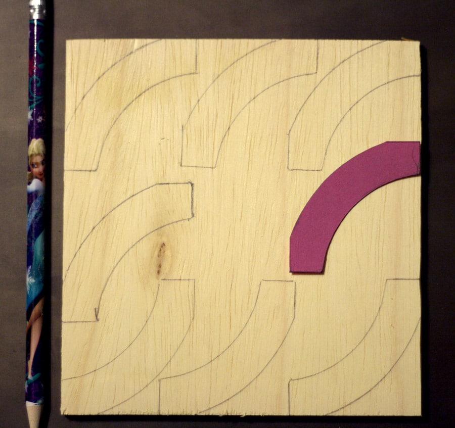 curve template