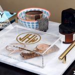 DIY Monogrammed Jewelry Box