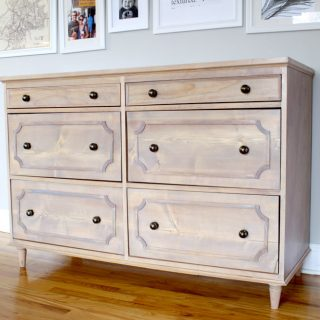 Ballard Designs-Inspired Dresser