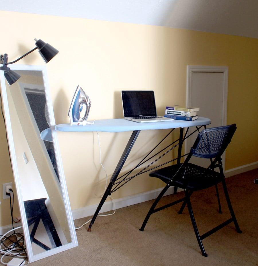 ehlers-ironing-board