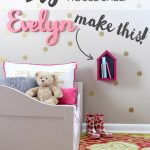 {Guest Post} DIY House Shelf