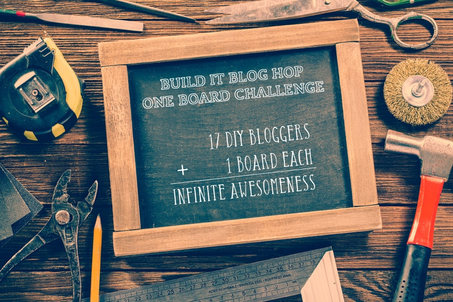 1 board + 17 DIY Rockstar Bloggers = Infinite Awesomeness.