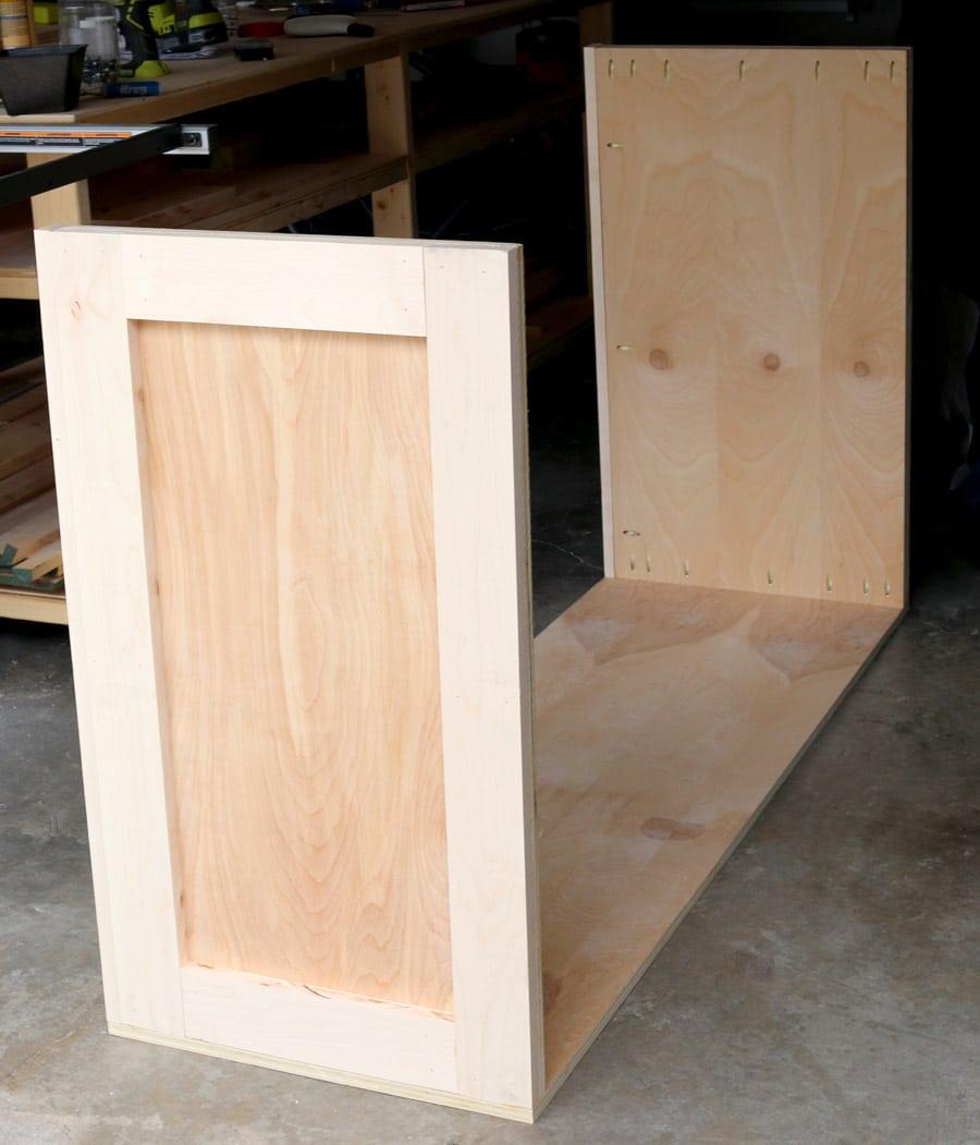 How To Build A Diy Dresser Freeplans Tutorial
