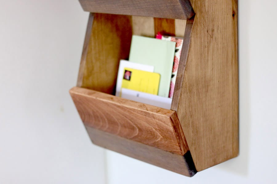 How to build a DIY West Elm-inspired Cubby Shelf