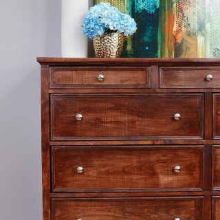How to build a DIY 9-Drawer Dresser