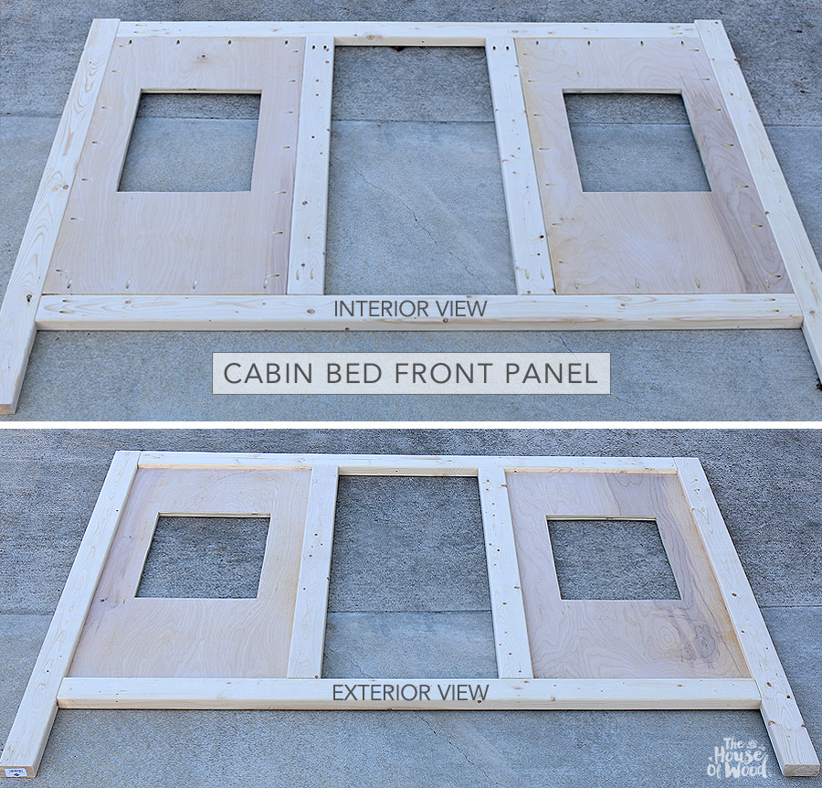 How to build a DIY RH Baby cabin bed