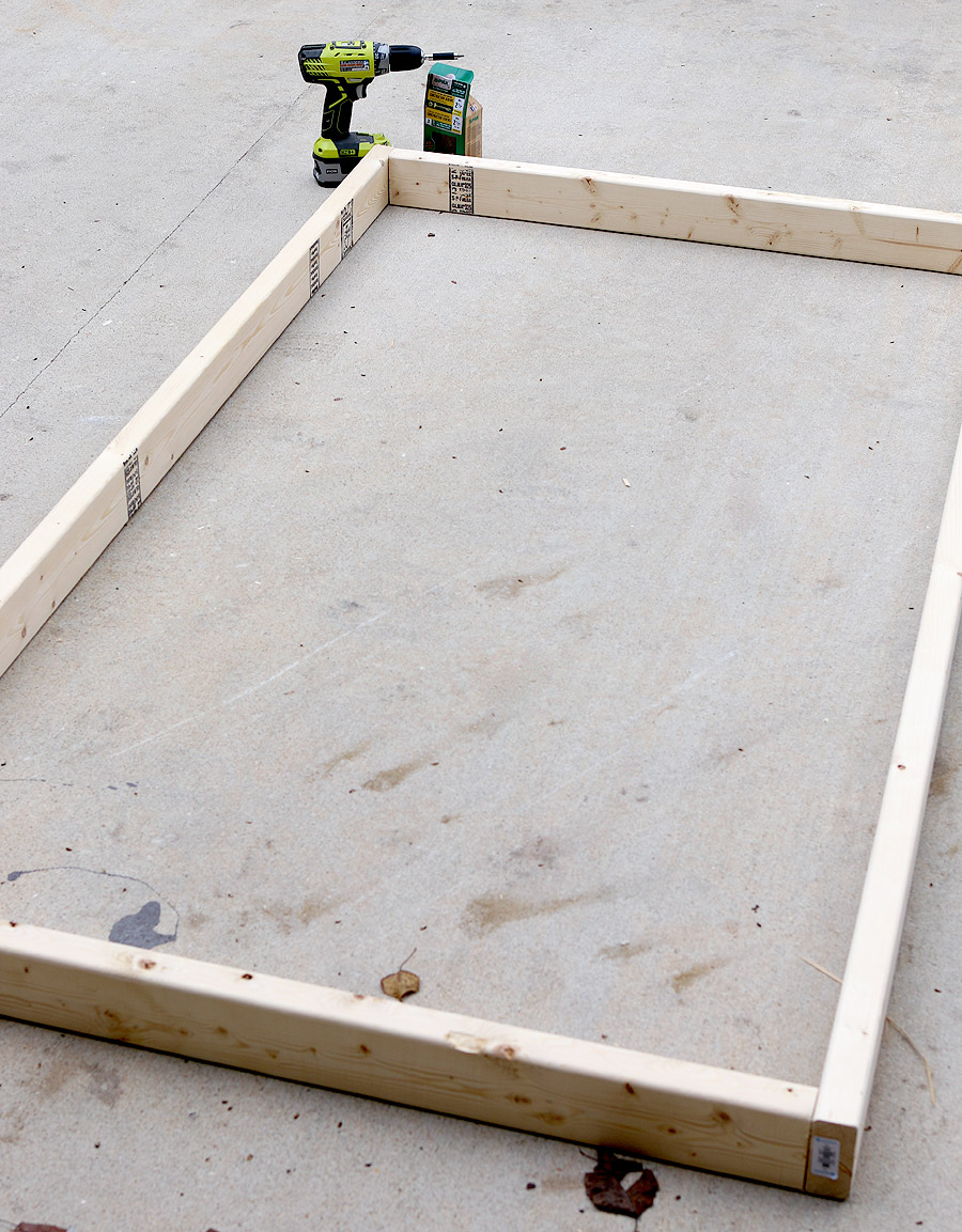 how to build a diy platform bed