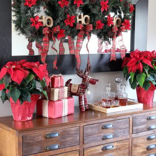 The Home Depot DIY Workshop: Holiday Wreath Trio
