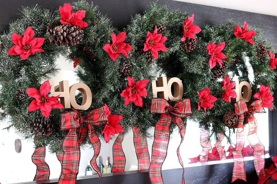 Come to the DIY Workshop at The Home Depot and make a hanging wreath trio.