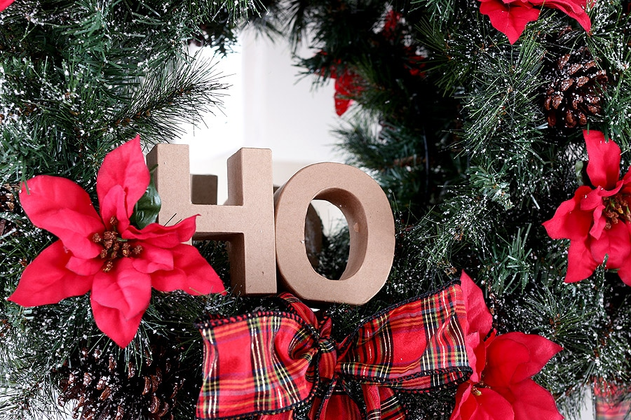 How to make a holiday wreath trio with the Home Depot