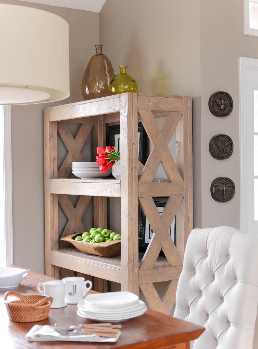 DIY Bookshelf with Simpson Strong-Tie®