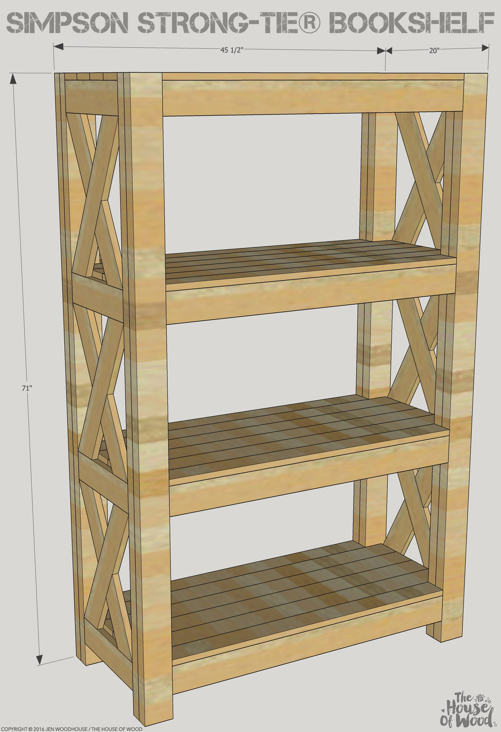 new to designs beautiful build ideas diy best how of leaning shelves bookcases a simple bookcase