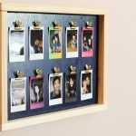 DIY Fuji Instax Photo Frame
