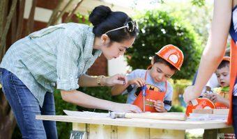 Bug House Building Kids' Workshop Party