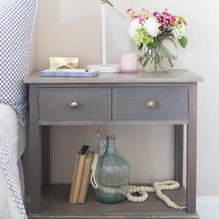 DIY Chelsea Nightstands