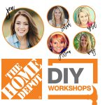 The Home Depot DIY Workshop: Father's Day Football Toss